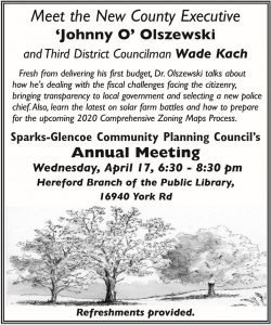 SGCPC Annual Meeting with Johnny O' @ Hereford Library