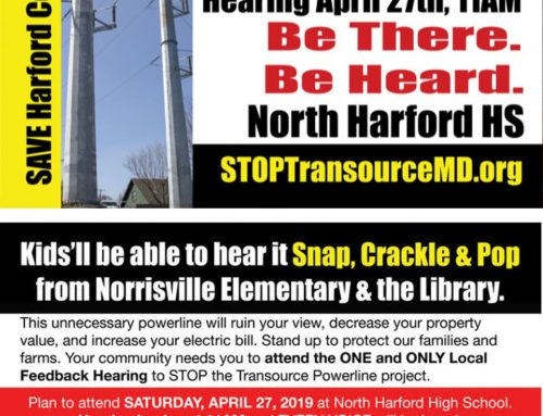 STOP TRANSOURCE POWER LINES – PUBLIC INPUT HEARING!