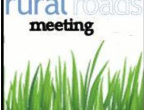Rural Roads Meeting